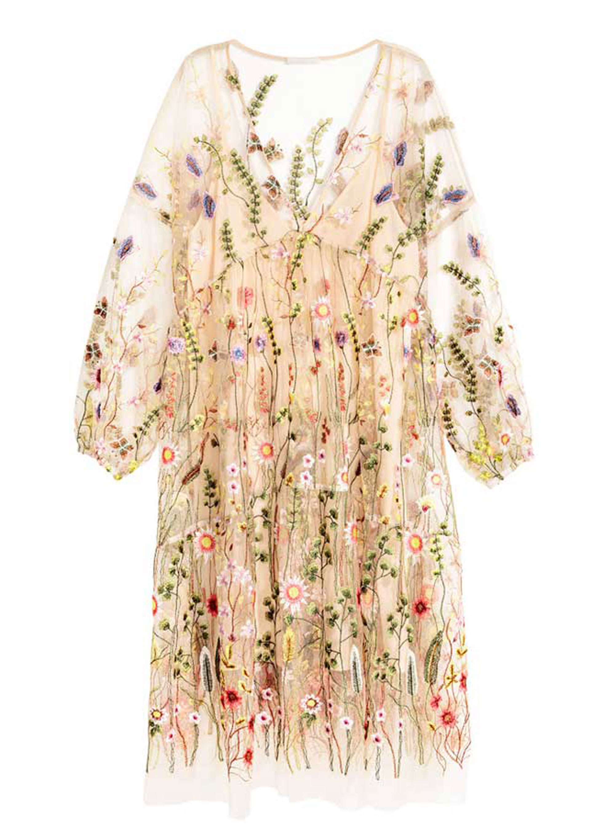 The hm embroidered dress that keeps selling out woman and home the hm embroidered dress that keeps selling out ccuart Images