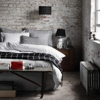 Industrial chic comes home with edgy new looks for 2017