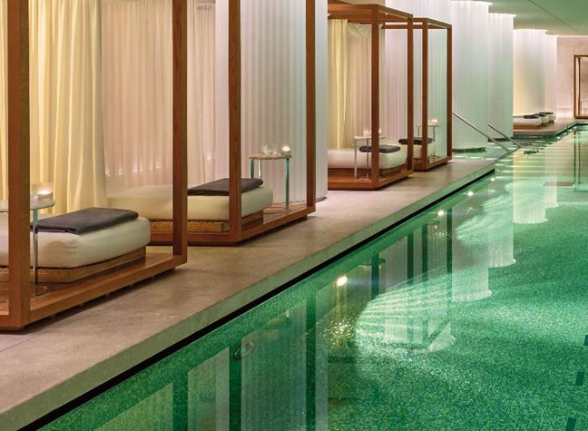 The Best London Spa Hotels Worth Splashing Out On