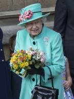 Pictures Of The Queen: A Retrospective Look As She Turns 91