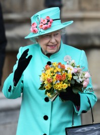 How will the Queen celebrate her 91st birthday?