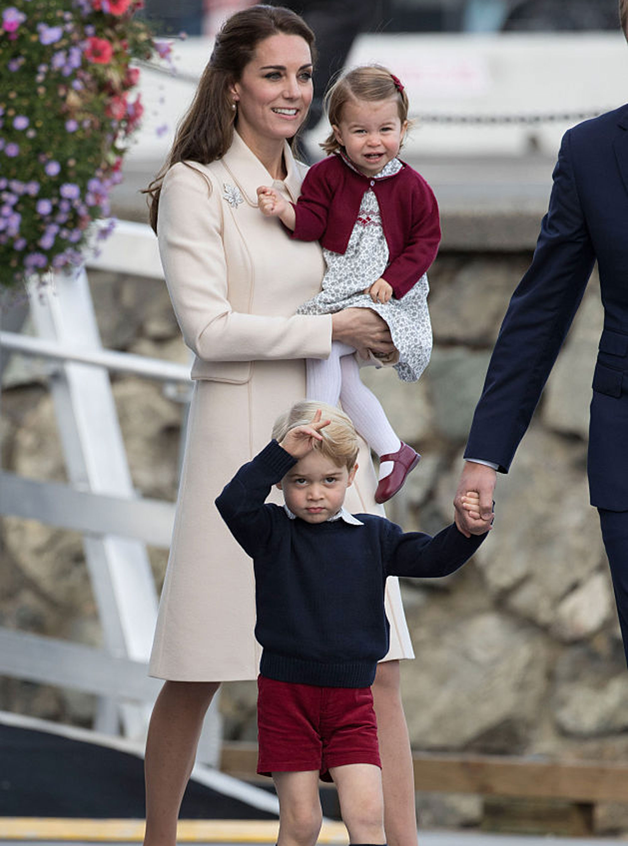 Prince George And Princess Charlotte S Secret Life At The