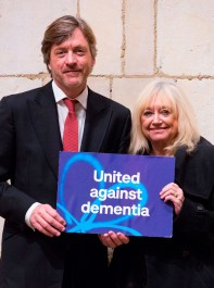 Celebrities Unite Against Dementia, the 21st Century's Biggest Killer