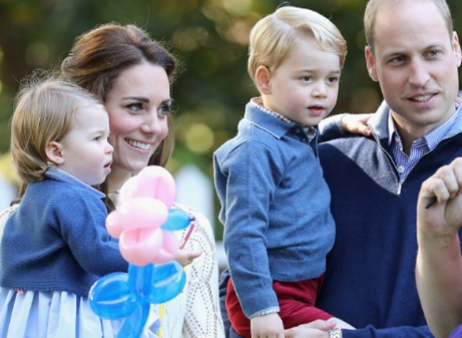 Prince George And Princess Charlotte's Favourite New Hobby
