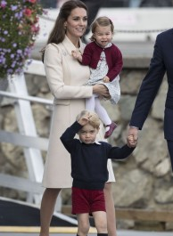 Catherine Discusses George And Charlotte's Hidden Talents And The Family Farm