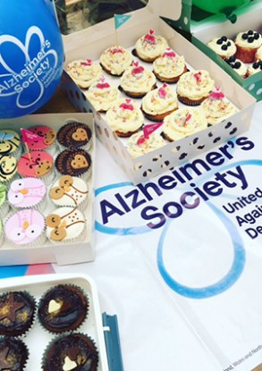 Calling all old timers, first timers and once in a lifetimers: Are You Ready For Alzheimer's Society Cupcake Day?