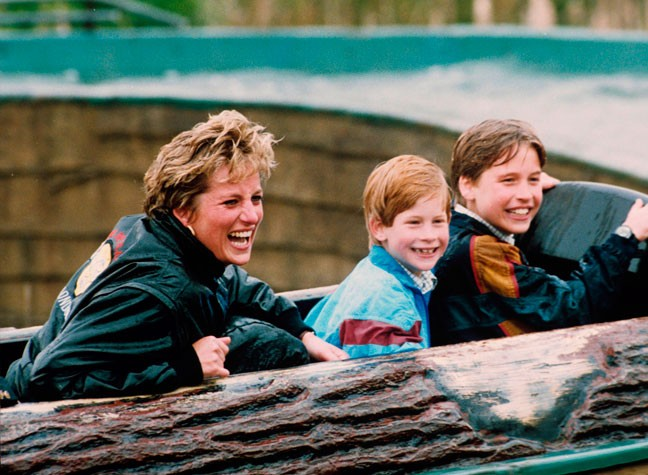 William And Harry Share Regret Over Final Phone Call With Diana