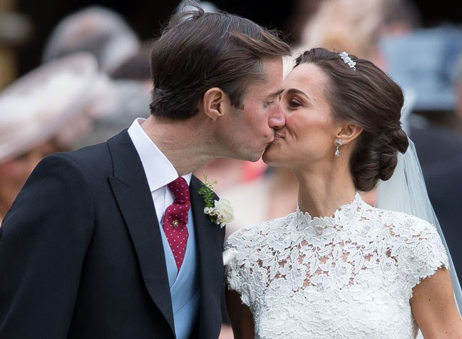 All The Details On Pippa Middleton's Wedding