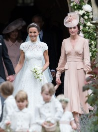 5 Adorable Ways Pippa's Wedding Was Similar To Catherine's