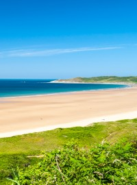 The best beaches in Devon and Cornwall