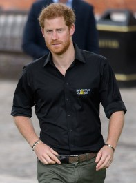 Prince Harry's Adorable Chat With Young Girl