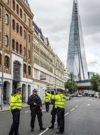 Heroic Acts Of Kindness And Defiance Following The London Terror Attack