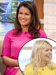 Holly Willoughby And Susanna Reid Both Love This £39 Warehouse Flippy Dress