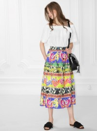 10 Flattering, Wear Anywhere Midi Skirts
