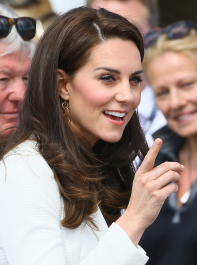 Grab A Pair Of Kate's £35 Earrings Before They Sell Out!