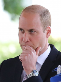 The Heartbreaking Moment That Inspired Prince William To Break Royal Protocol