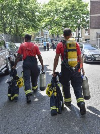A Grenfell Firefighter Shares His Experience Of The Horrific Night