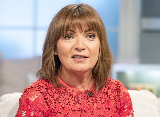 Lorraine Kelly Discusses Painkiller Addiction