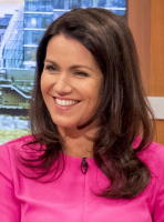 Susanna Reid's Wrap Dress Is From House Of Fraser - And Even Has Duchess Catherine's Seal Of Approval