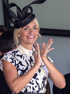 Holly Willoughby's Ascot Dress Could Be The Answer To Your Wardrobe Problems