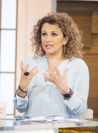 Nadia Sawalha: 'I Thought I Was Dying During The Menopause'