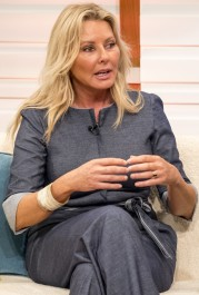 Carol Vorderman Reveals The One Thing She Can't Yet Face Doing After Her Mother's Death