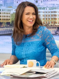 Susanna Reid's Lovely Lace Dress Is On Sale And Costs Just £40