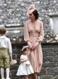 The £40 High-Street Dress Catherine Wore To Pippa's Wedding That You DIDN'T See!