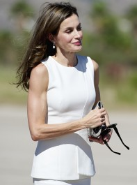 Who Is Queen Letizia Of Spain, The Glamorous Royal That's Hitting UK Headlines?