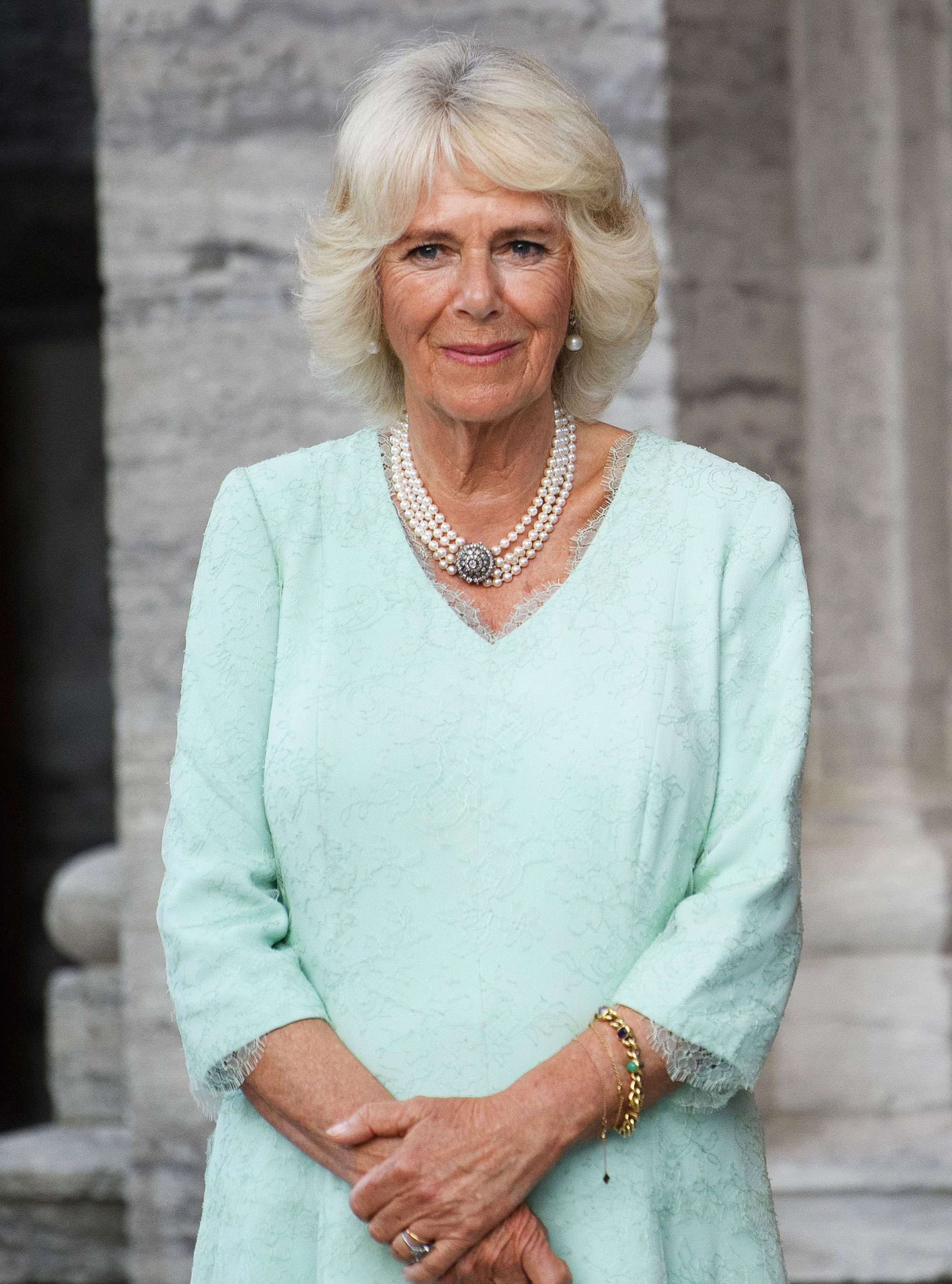 Duchess Of Cornwall Marks 70th Birthday With New Official