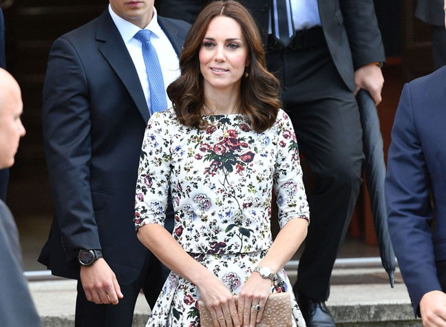 The Duchess Of Cambridges' Controversial Outfit Choice