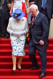 Stunned Spectators Watch As Canada Governor Breaks Protocol With The Queen