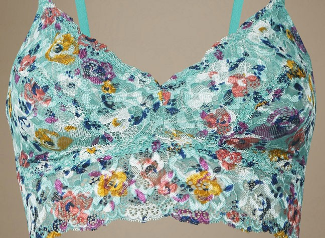 The £9.50 M&S Bralet Mums Are Loving