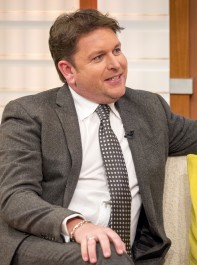 Take A First Glimpse At James Martin's Brand New Saturday Morning Show