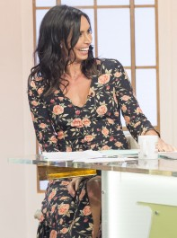 Christine Lampard's Zara Ensemble Will Have Your Summer Outfits Sorted