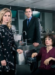Silent Witness Star Stabbed In The Head In Shock Attack