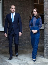 Security Stepped Up At Catherine And William's Kensington Palace Home Amid Terror Attack Fears