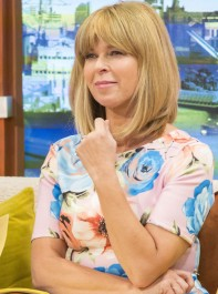 Kate Garraway's Masterclass In Wearing Floral Dresses From The High Street