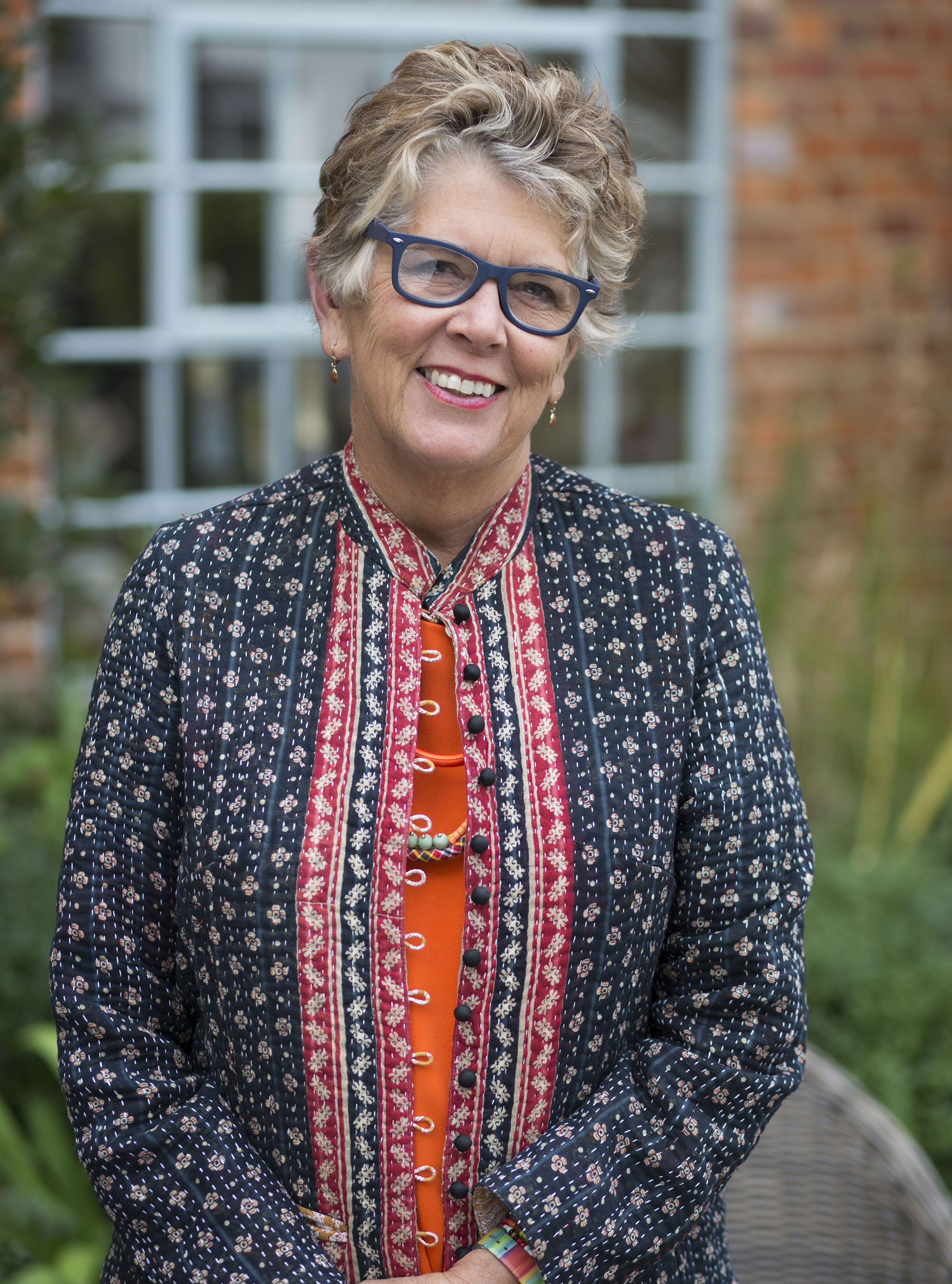 """Prue Leith Husband Confession:""""I'd never live in the same ..."""