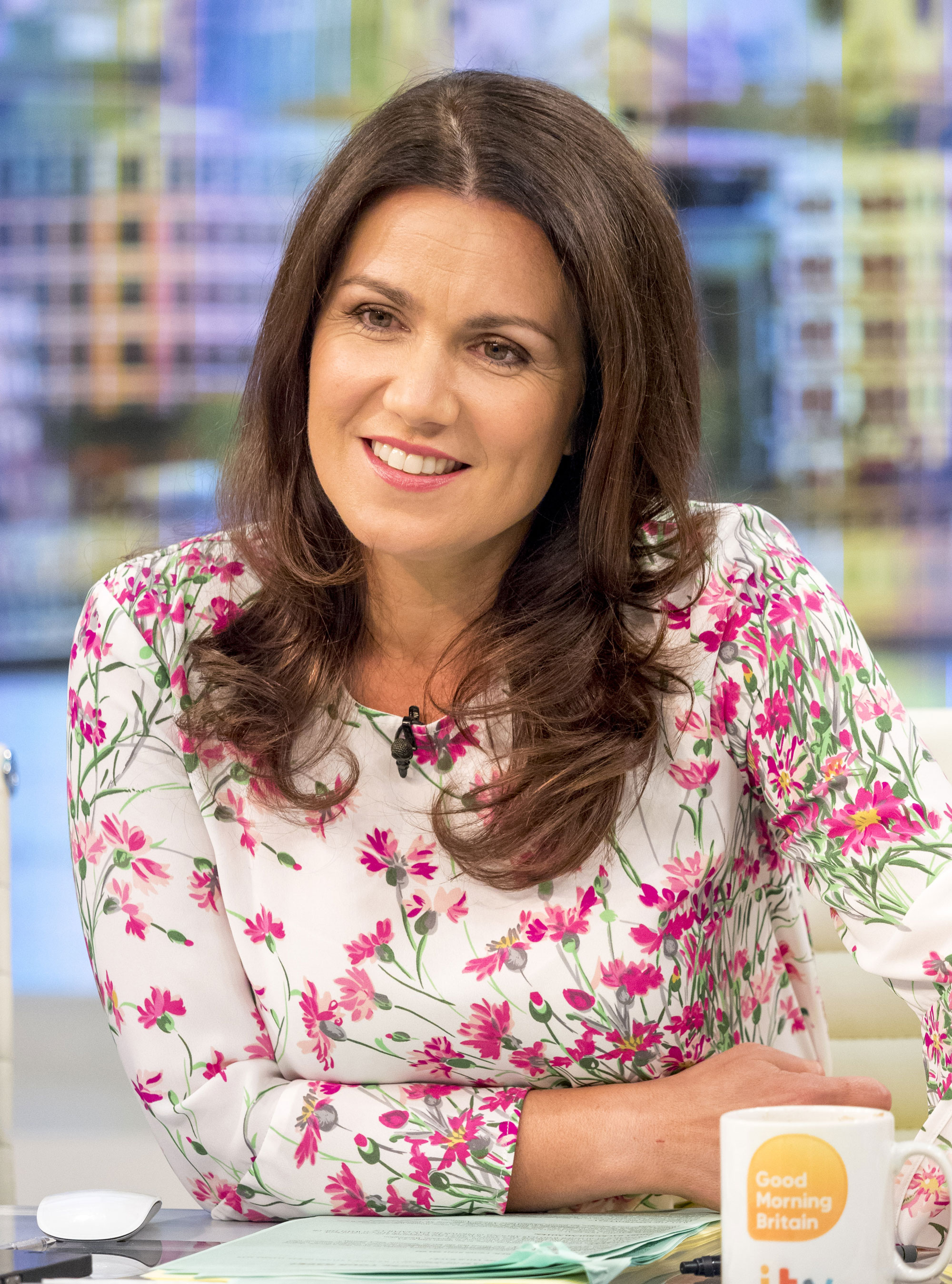 Susanna Reid Admits To The Difficulties Of Dating In Your 40s After Split From Husband Of 15 Years