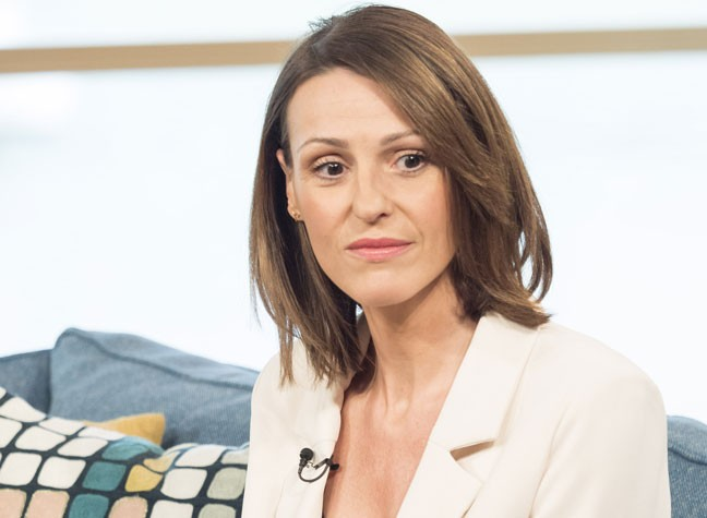Suranne Jones: 'I Was All Over The Place'