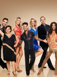 The Strictly Partners Have Been Revealed - And There's Already Romance In The Air...