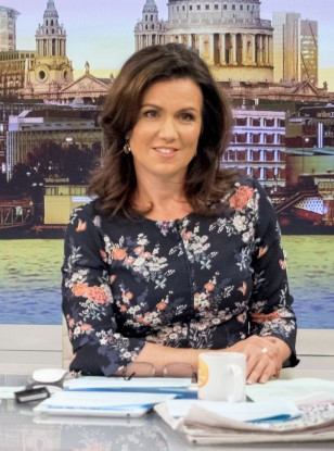 Where Susanna Reid Buys Her Dresses On The High Street