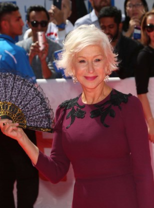 Dame Helen Mirren Wore These Exact Affordable Make-Up Products On The Red Carpet