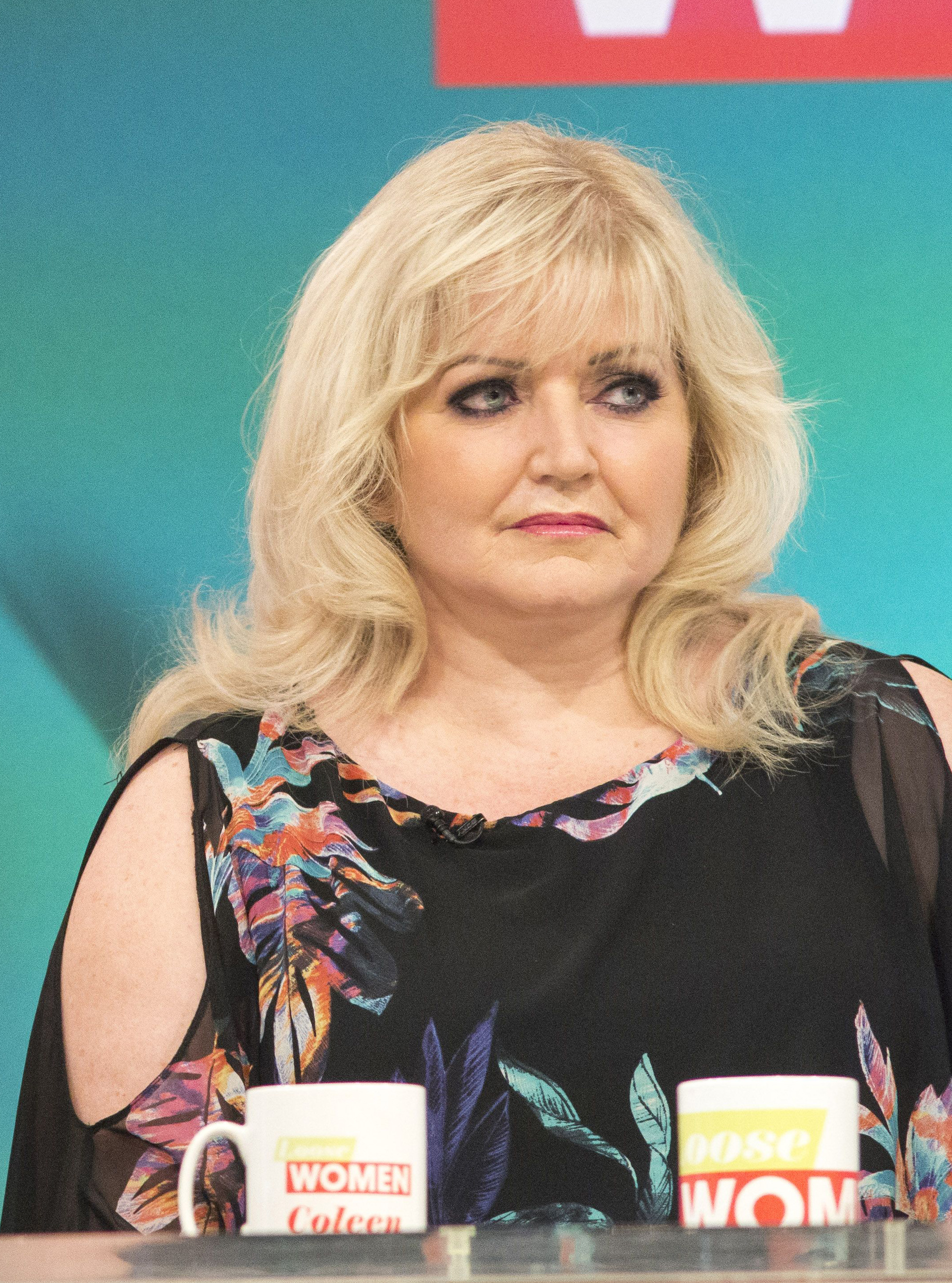 Linda Nolan Cancer The Star Reveals Whether Or Not Her Cancer Has Spread Live On Loose Women