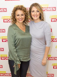 'Disaster Chef' Kaye Adams Will Learn Nadia Sawalha's Recipes In Brand New Cookbook