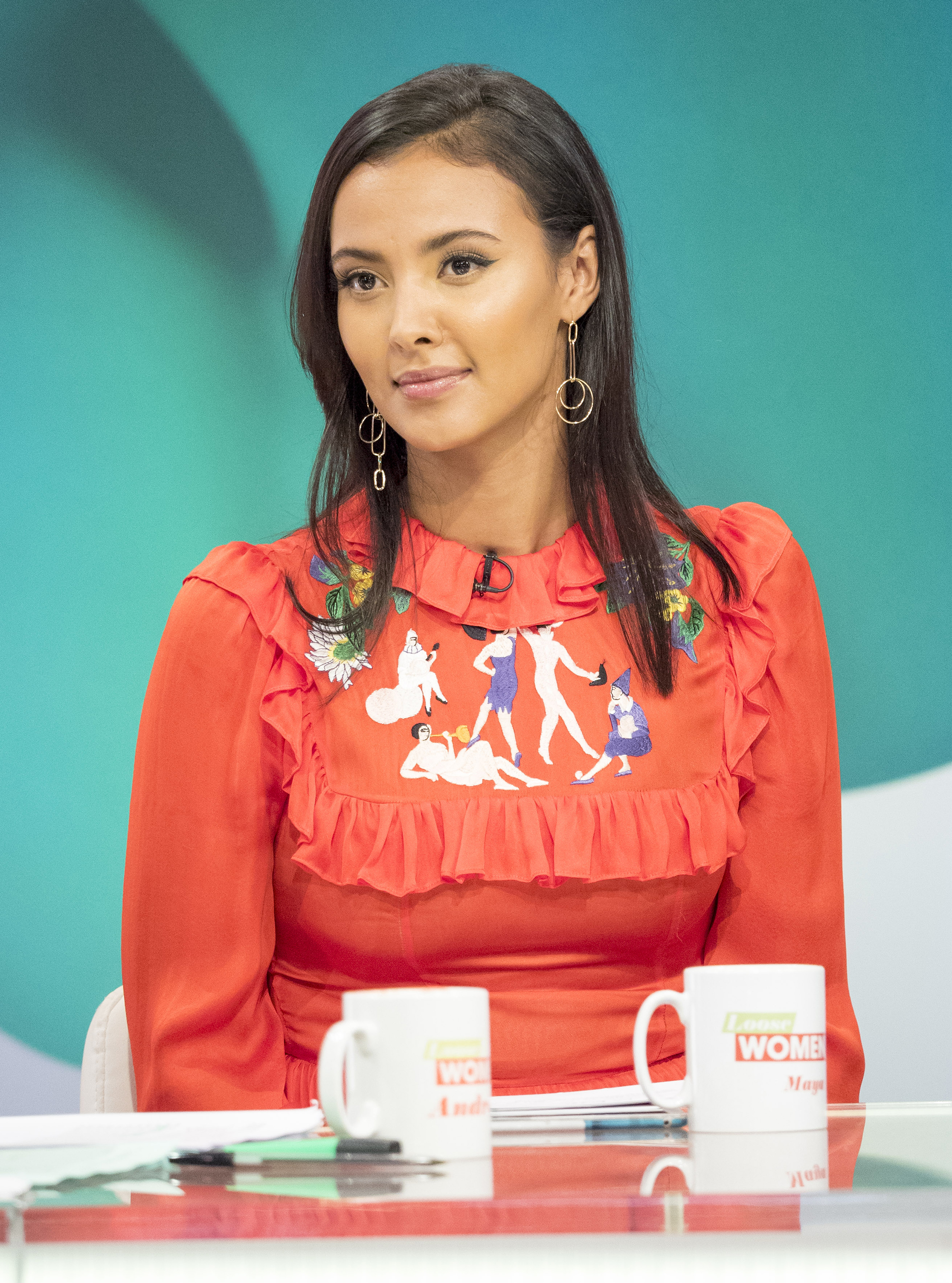 Loose Women Considering' Maya Jama As Permanent Panellist After Proving A Hit With Viewers