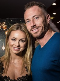 'No-One Is Safe': Strictly Come Dancing 'Curse' Could Strike Any Couple, Say Former Pro Dancers James And Ola Jordan