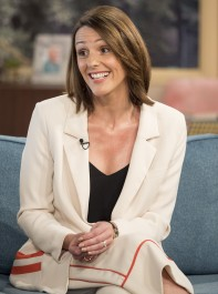 'I Was All Over The Place': Suranne Jones Discusses The Realities Of Returning To Work After Having A Baby