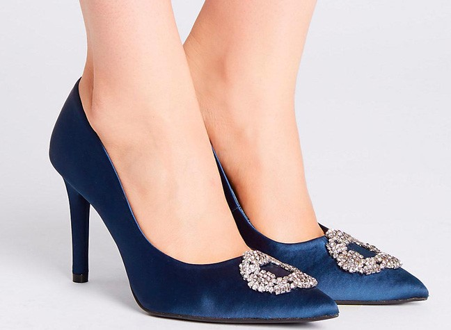 The M&S Shoes That Look Exactly Like Manolo Blahnik's...